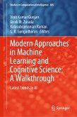 Modern Approaches in Machine Learning and Cognitive Science: A Walkthrough (eBook, PDF)