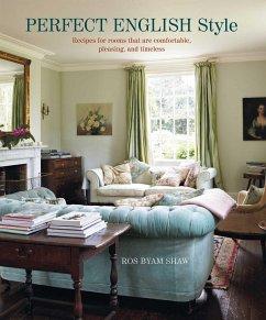 Perfect English Style - Shaw, Ros Byam