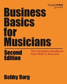 Business Basics for Musicians (eBook, ePUB)