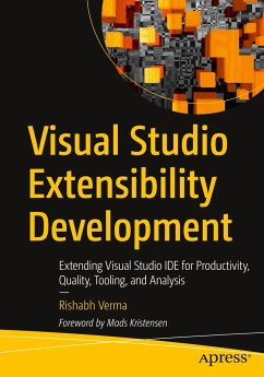 Visual Studio Extensibility Development - Verma, Rishabh