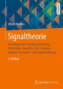 Signaltheorie - Mertins, Alfred