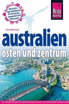 Australien Osten und Zentrum (eBook, ePUB) - Pavel, Veronika