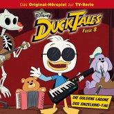 Disney - DuckTales - Folge 8: Die Goldene Lagune / Der Einzelkind-Tag (MP3-Download)