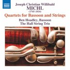 Quartets For Bassoon And Strings