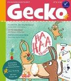 Gecko Kinderzeitschrift Band 76