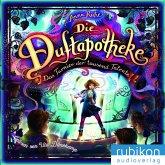 Das Turnier der tausend Talente / Die Duftapotheke Bd.4 (1 MP3-CD)