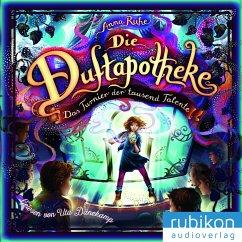 Das Turnier der tausend Talente / Die Duftapotheke Bd.4 (1 MP3-CD) - Ruhe, Anna