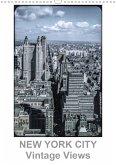 NEW YORK CITY - Vintage Views (Wandkalender 2021 DIN A3 hoch)
