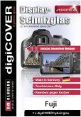 digiCOVER Hybrid Glas Display Schutz Fujifilm X-T200