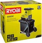 Ryobi RSH3045U 3000 W Elektro-Leisehäcksler