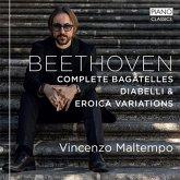 Beethoven:Complete Bagatelles,Diabelli