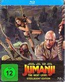 Jumanji: The Next Level Steelbook