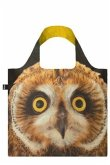 LOQI National Geographic Short-Eared Owl Bag