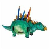 Werkhaus Stiftbox Dino - Stegosaurus