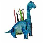 Werkhaus Stiftbox Dino - Brachiosaurus