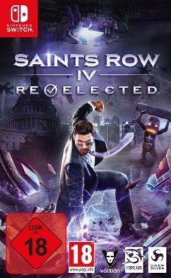 Saints Row IV Re-Elected (Nintendo Switch)