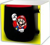 Super Mario Becher schwarz (355 ml)