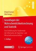 Grundlagen der Wahrscheinlichkeitsrechnung und Statistik (eBook, PDF)