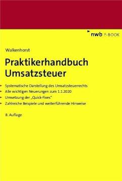 Praktikerhandbuch Umsatzsteuer (eBook, PDF) - Walkenhorst, Ralf