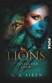 Lions - Fesselnde Jagd (eBook, ePUB)