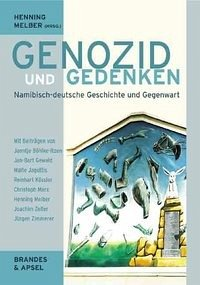 Genozid und Gedenken (Mängelexemplar) - Melber, Henning (Hrsg.)