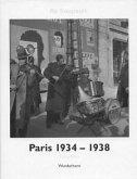 Paris 1934-1938 (Mängelexemplar)