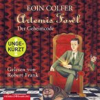 Artemis Fowl - Der Geheimcode (MP3-Download)