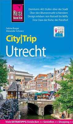 Reise Know-How CityTrip Utrecht (eBook, PDF) - Burger, Sabine; Schwarz, Alexander