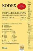 KODEX Sozialversicherung 2020/21 (f.Österreich)