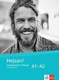 Hejsan! A1-A2. Lärarhandledning