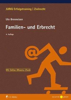 Familien- und Erbrecht - Brenneisen, Ute