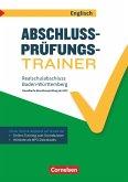 Abschlussprüfungstrainer Englisch 10. Schuljahr - Baden-Württemberg - Realschulabschluss (WET)