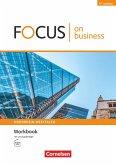 Focus on Business B1/B2. Nordrhein-Westfalen - Workbook mit Lösungsschlüssel mit Audios online