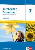 Lambacher Schweizer Mathematik 7 - G9. Ausgabe Nordrhein-Westfalen. Arbeitsheft plus Lösungsheft Klasse 7
