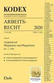KODEX Arbeitsrecht 2020 (f. Österreich)