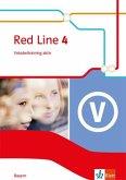 Red Line 4. Ausgabe Bayern. Vokabeltraining aktiv Klasse 8