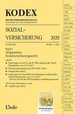 KODEX Sozialversicherung 2020, Band I