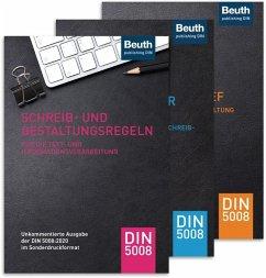 DIN 5008 - Das Praxispaket - Grün, Karl;Mathea, Siegfried;Schulz, Gundula