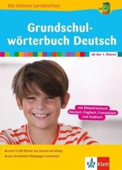 Klett Grundschulwörterbuch Deutsch (Mängelexemplar)