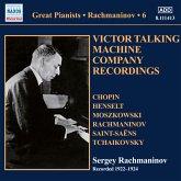 Complete Solo Piano Recordings,Vol.6