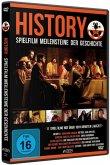 History-Spielfilm Meilensteine der Geschichte DVD-Box