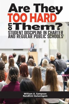 Are They Too Hard on Them? Student Discipline in Charter and Regular Public Schools