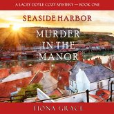 Murder in the Manor (A Lacey Doyle Cozy Mystery—Book 1) (MP3-Download)