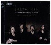Beethoven Streichquartette Opp.132 & 130/133