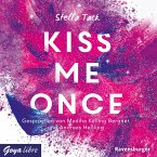 Kiss Me Once / Kiss the Bodyguard Bd.1 (MP3-Download)