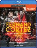 Fernand Cortez Ou La Conquête Du Mexique