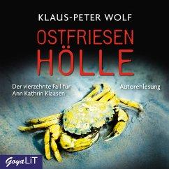 Ostfriesenhölle / Ann Kathrin Klaasen ermittelt Bd.14 (MP3-Download) - Wolf, Klaus-Peter
