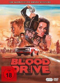 Blood Drive-Die Komplette 1.Staffel - Ochoa,Christina/Ritchson,Alan/Dominique,Thomas
