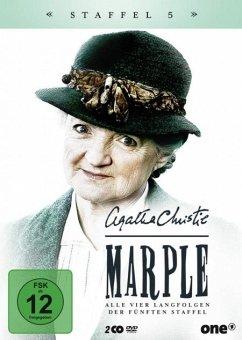 Agatha Christie: MARPLE - Staffel 5 - Mckenzie,Julia/Collins,Pauline/Feild,Jj/+
