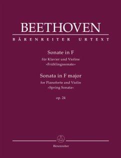 Sonate für Klavier und Violine op. 24